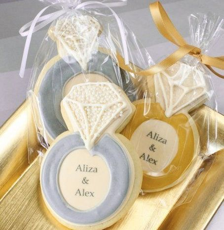 12 cute (and useful!) engagement party favors on domino.com