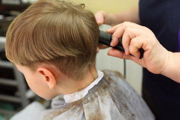 Tagli capelli per bambini alla moda