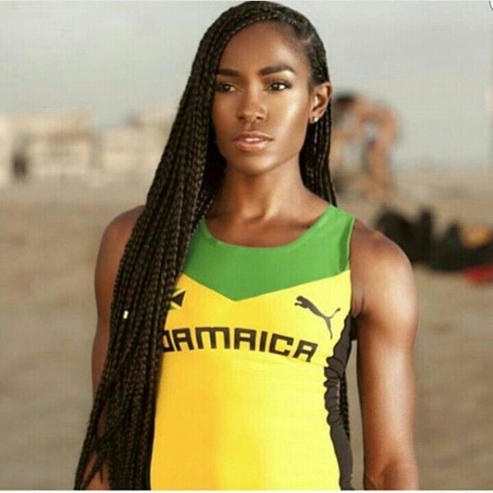 Jamaican Cornrow Hairstyles: 17 Best Images About JAMAICA. One Love On Pinterest