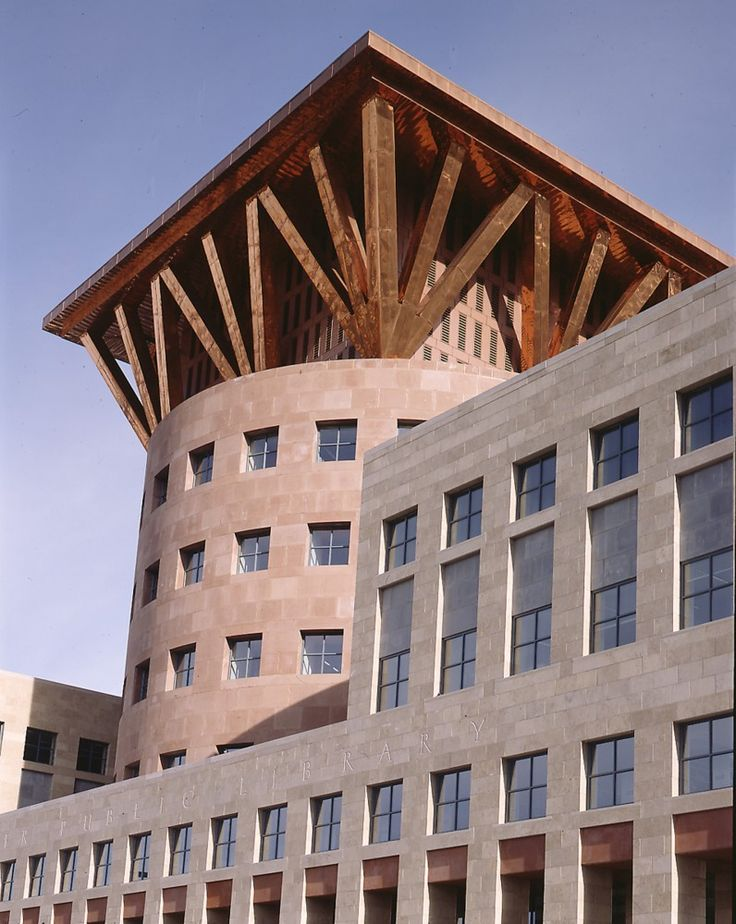 AD Classics: Denver Central Library / Michael Graves