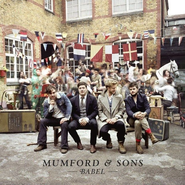 Mumford & Sons- Babel Vinyl Record