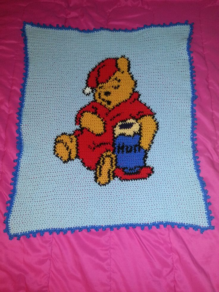 89 best images about Disney Crochet Blankets on Pinterest Mickey mouse, Pix...