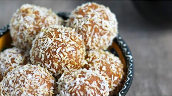 Khajur Burfi are traditionally served during Diwali...