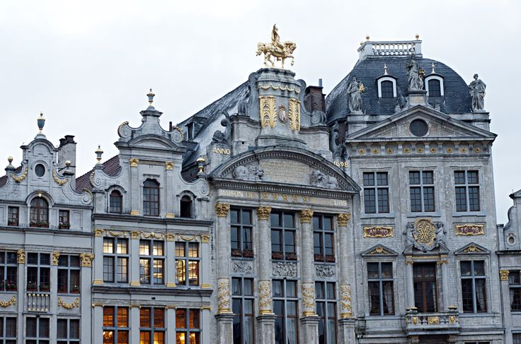 IVANIAS MODE | POSTCARDS FROM BRUSSELS | http://ivaniasmode.com