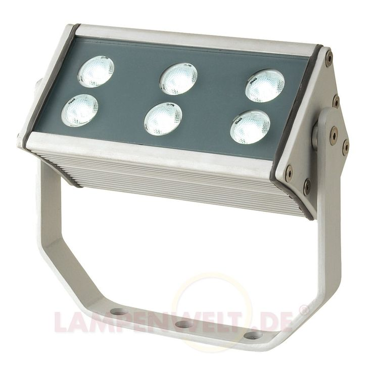 Energiesparender LED Außenstrahler Edi 7518006