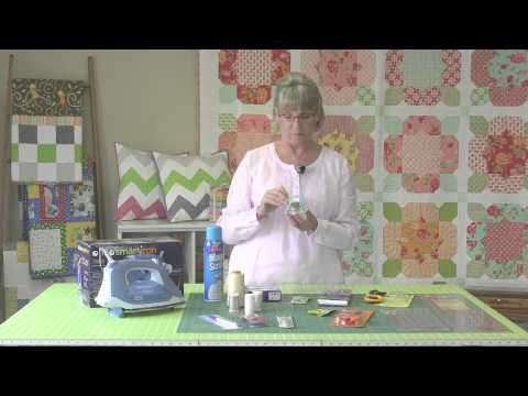 Quilting 101: Basic Tools for Beginning Quilting