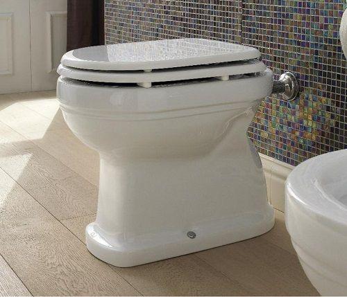 #Sbordoni #Masaccio low level #toilet with floor drain 5520 | on #bathroom39.com at 360 Euro/Stk. | #sanitary #bath #furniture #design