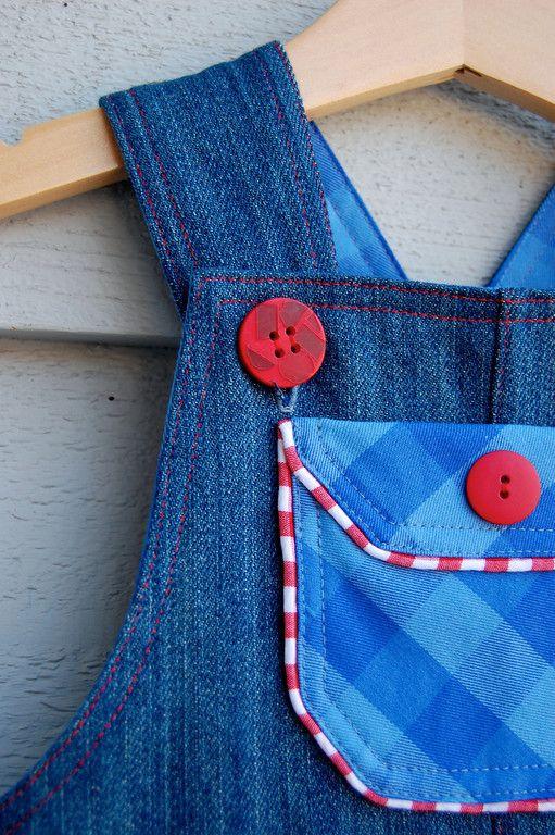 Free Shortalls Pattern Sewing Boys Free Patterns