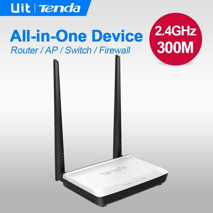 Tenda N300 300Mbps Home Wireless WiFi Router,Repeater,IP QoS,WPS Button,Wireless AP+Switch+Firewall integrated ,Easy Setup //Price: $18.35//     #electonics