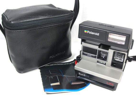 polaroid camera sun 600 lms manual