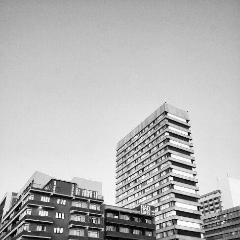 Braamfontein,  Johannesburg - June 2014
