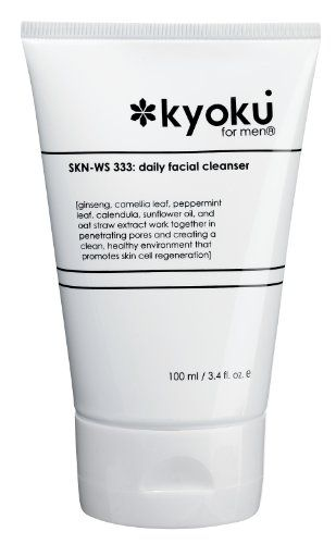 Kyoku for Men Daily Facial Cleanser 100 ml/3.4 fl.oz has been published at http://beauty-skincare-supplies.co.uk/kyoku-for-men-daily-facial-cleanser-100-ml3-4-fl-oz/