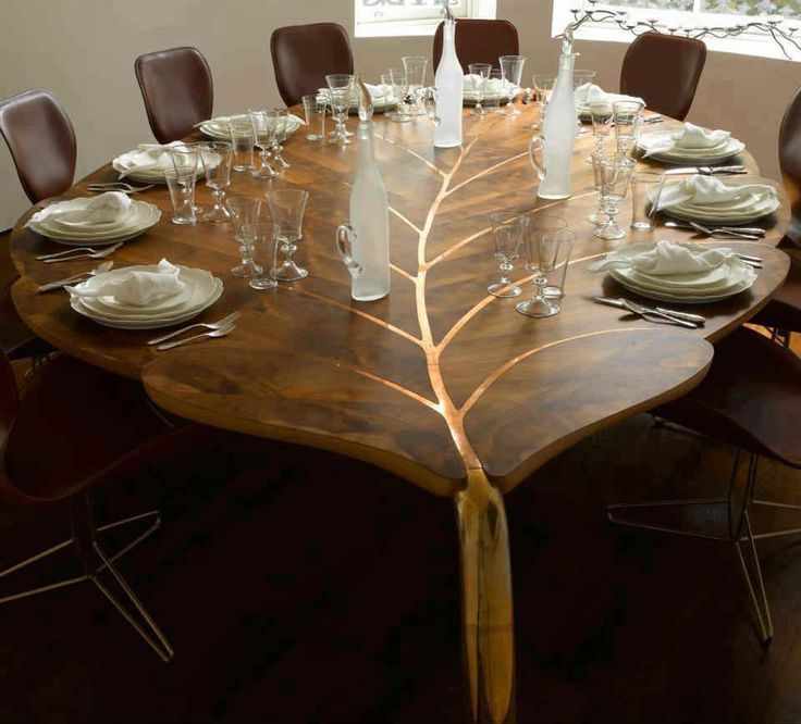 Best Unique Dining Tables Ideas On Pinterest Dining Room