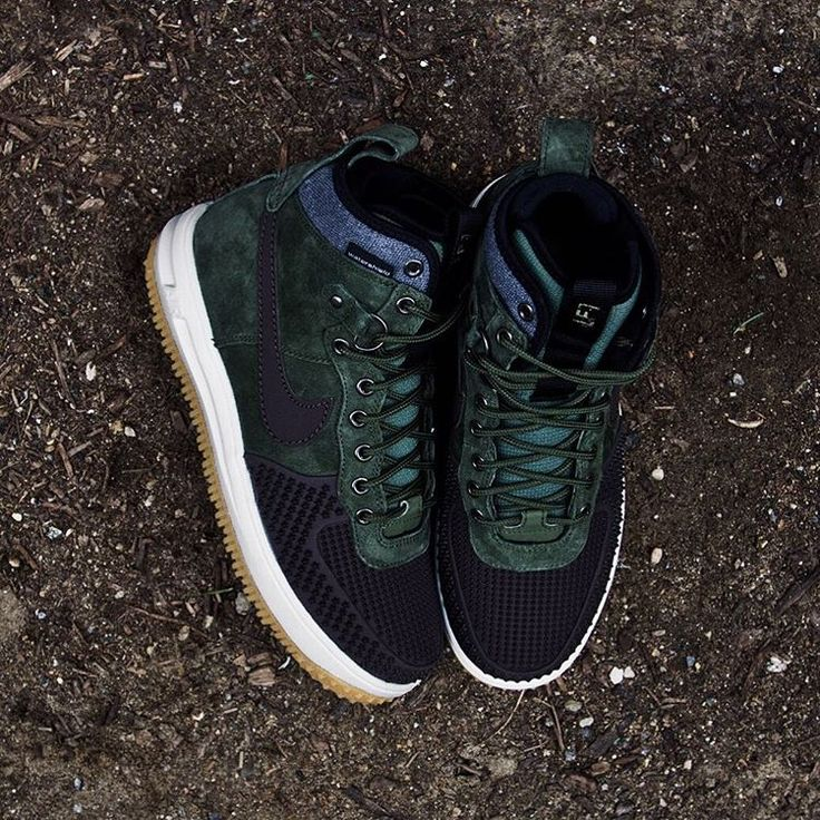 47425b7f8156 ... coupon code for brown and olive combine on the nike lunar force 1  duckboot 244 best