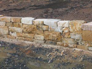 Basket Range Sandstone – Sawn Wallers