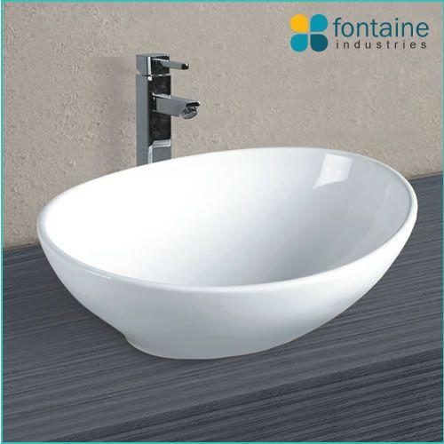 Omega Ceramic Basin - $89