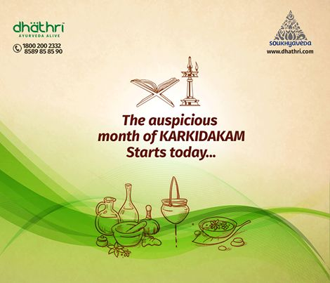 A complete makeover for the body and soul is what we can offer you for this Karkidakam. A strict adherence to Ayurveda and a disciplined way of life can keep you healthy and rejuvenated throughout.