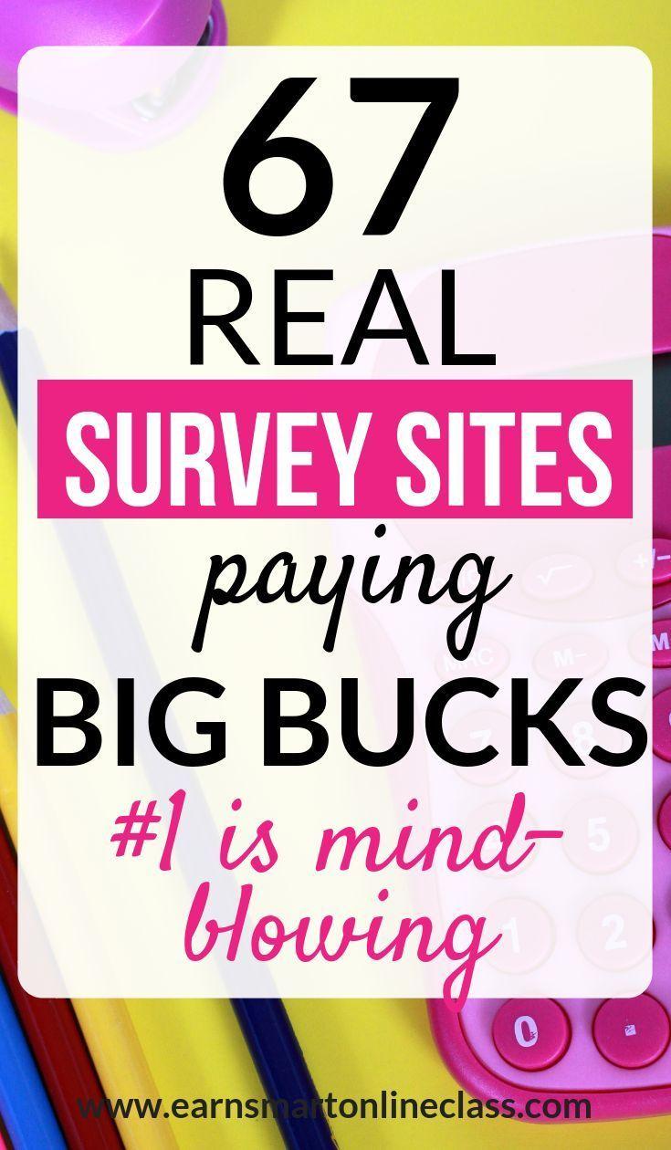 68 Best Paid Survey Sites for 2019 – Geld