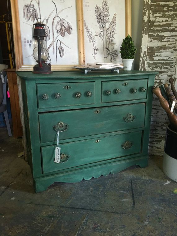 29 best Amsterdam Green Annie Sloan Chalk Paint images on