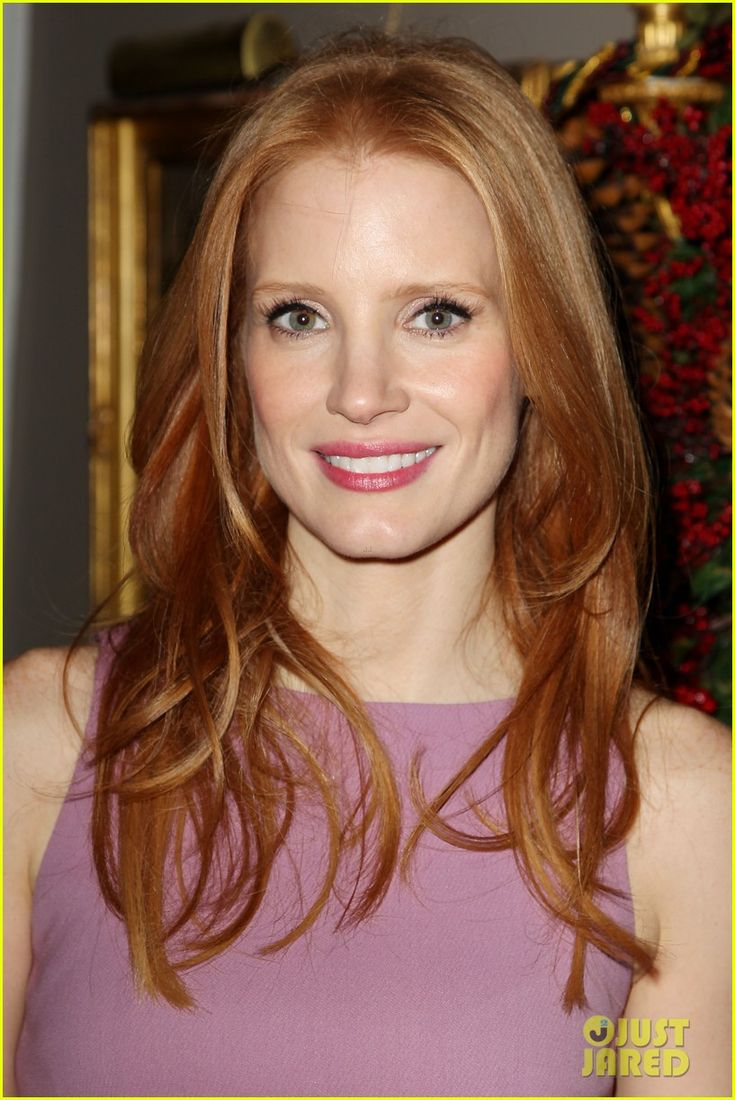 jessica chastain hair color picturesjessica