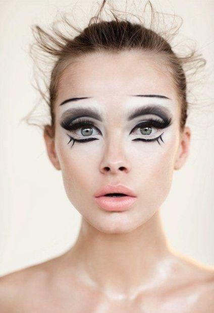 Maquillage très original et facile à réaliser