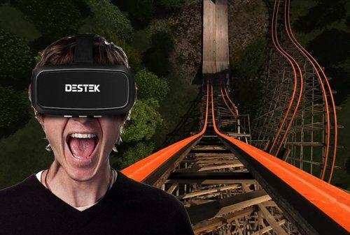 [Test] Destek VR : un casque pour la réalité virtuelle et la réalité augmentée à 25€ (TomsGuide)