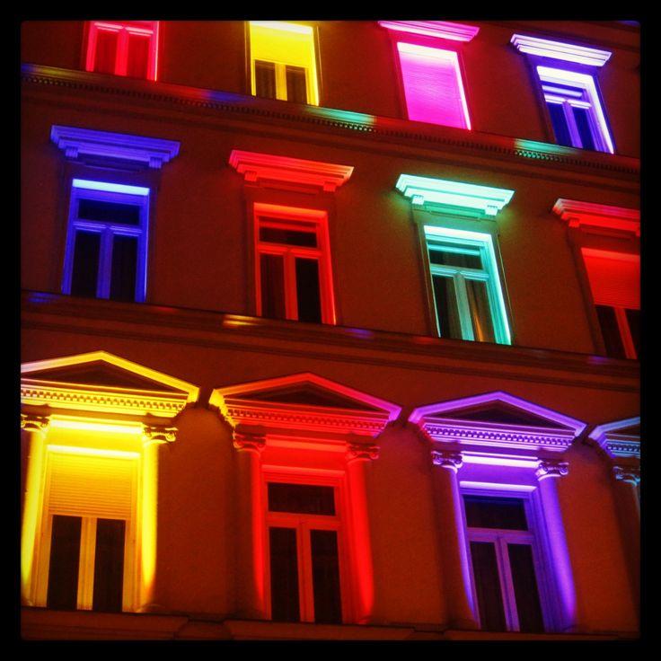 Nightlife In Budapest - Hungary