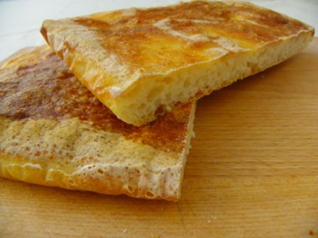 Glutenvrij platbrood