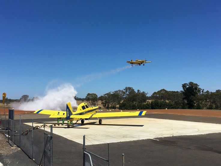 Minimay grass fire on 17.1.2017, a Firebird 301, Bomber 350 and Bomber 351 were deployed as part of the response from the Casterton air base. CFA photo