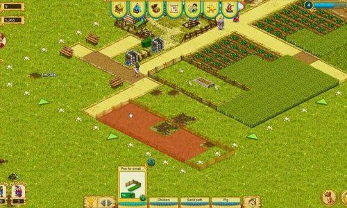 My Little Farmies is a Free to play, Online farm Tycoon Game with cute, little animals