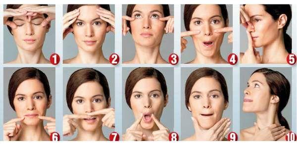La ginnastica facciale è una speciale ginnastica dedicata al viso. Comprende una serie di esercizi considerati utili ad attenuare le rughe. Promette un lifting naturale ed economico e può essere considerata un rimedio ansietà a costo zero.