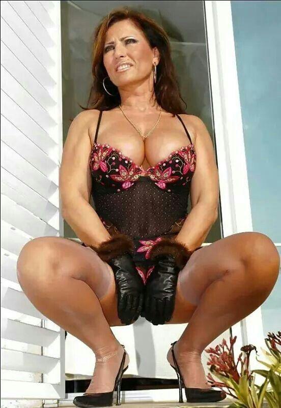 Lady B Barbara Legsworld Beauty Mature 114