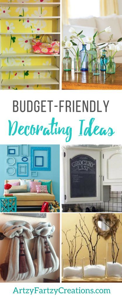 Simple Budget-friendly Decorating Ideas  Home Staging Ideas by - simple budget