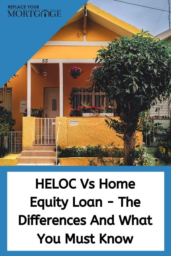 I Want To Talk To You Today About The Two Distinct Differences Between A Home Equity Line Of Credit And A With Images Home Equity Loan Home Improvement Loans Home Equity