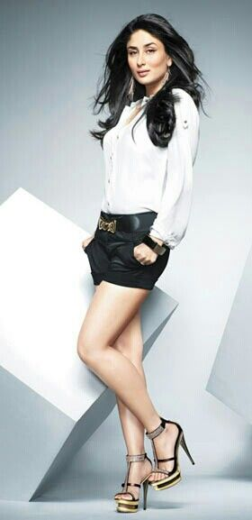 Kareena Kapoor Black and White