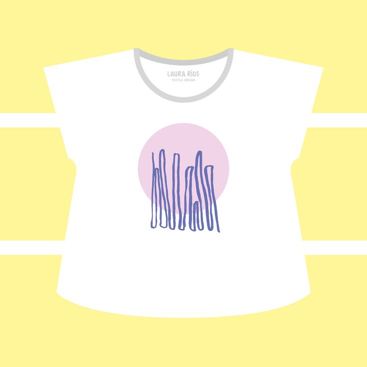 Textile Design · LR ©