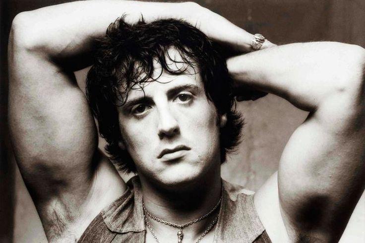 Sylvester Stallone   Forrás: boredpanda.com