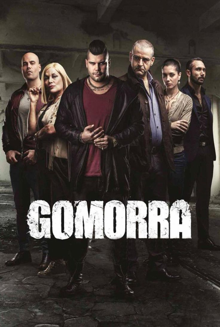 GOMORRA #Camorra #Mafia #Cine #Series #Gangsters #Gomorra