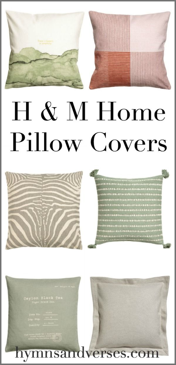 H M Home Sale Great Pillow Covers Pillows Pillow Covers
