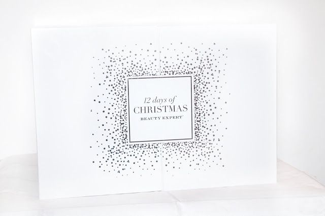 Beauty Expert Limited edition 12 Days of Christmas Advent Calendar   Win one for yourself!