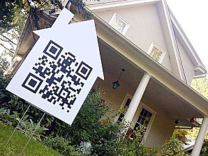 """""""maison à vendre"""" en code2D"""