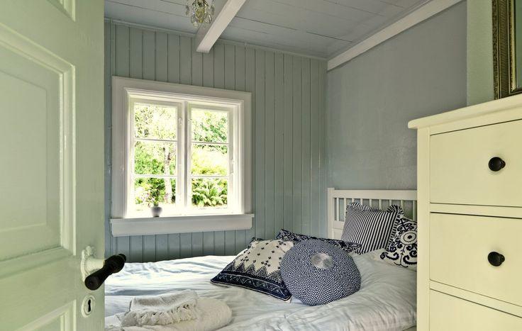 Dansk sommerhus, soverom