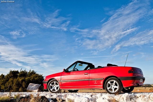 Peugeot 306 Cabriolet by Valkarth, via Flickr