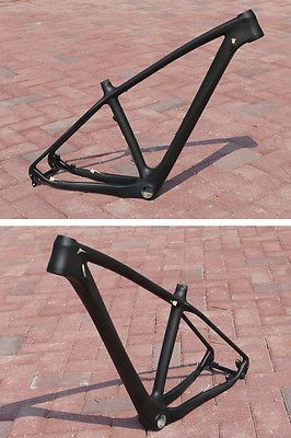 "UD Carbon Glossy Matt 29ER Mountain Bike MTB Frame 17"" ( For BSA ) Cycling Frame"