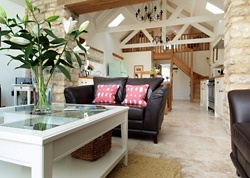 Open plan living space, ideas for our possible converted cottage