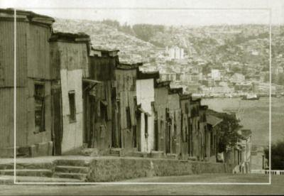 Calle Acevedo, Cerro Barón.  XXX