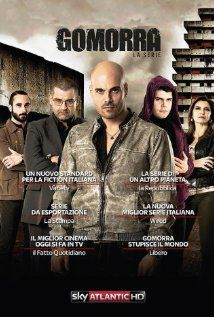 TV Series: Gomorrah S01 (2014) – Great adaptation of the book and ...