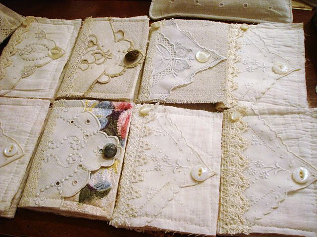 needle cases - more lovelies from Dawn!