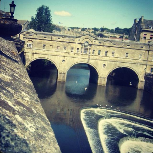 Bath, city of Jane Austen