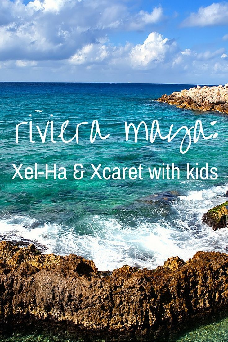 Family Trip to the Riviera Maya, Cancun